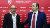 Sevilla admitió que Sampaoli ha recibido oferta de Argentina