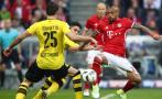 Bayern Múnich vs. Dortmund: 2-1 por semis de Copa alemana
