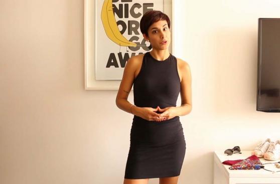 LIF Week: 3 formas de combinar un mismo vestido negro
