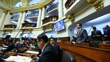 Ley para reconstrucción: los principales cambios del Congreso