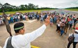 Federaciones indígenas de Loreto respaldan toma del Lote 192