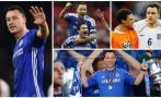 John Terry: el adiós del polémico capitán del Chelsea [VIDEO]
