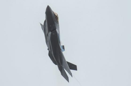 Los ultramodernos F-35 de EE.UU. que entrenan cerca de Rusia