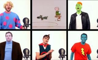 YouTube: interpretan tema musical de