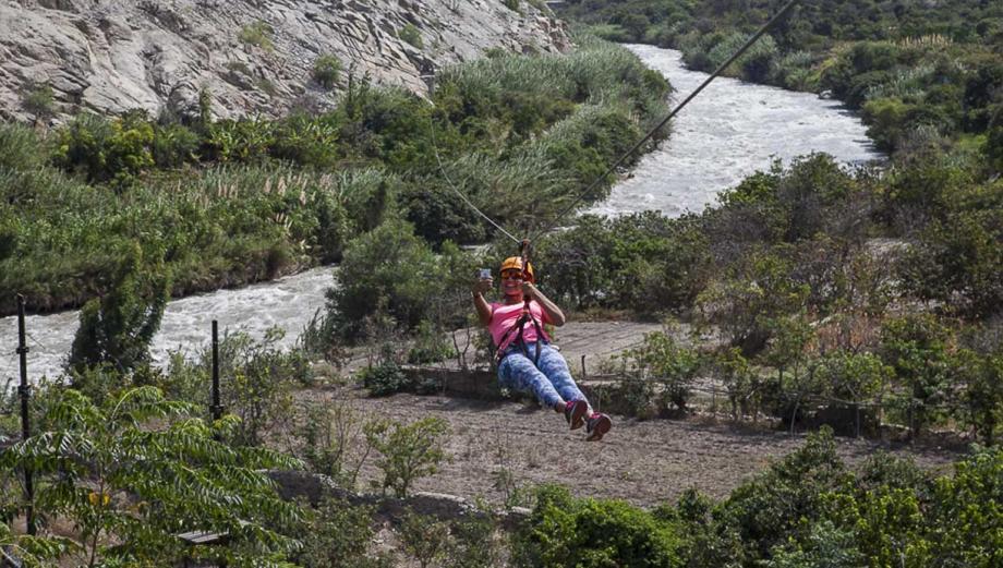 Seis de los mejores lugares para hacer canopy en Perú