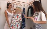 La bella Valeria Piazza eligió así su vestido para LIF Week