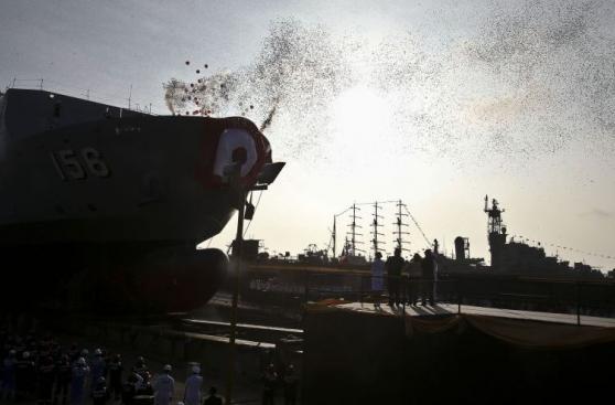PPK en ceremonia de bautizo de buque Pisco en el Callao [FOTOS]