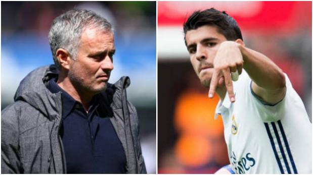 Morata y Griezmann podrían jugar en Manchester United