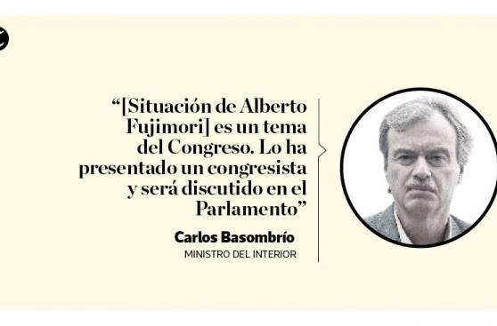 Fujimori: opiniones sobre proyecto que lo sacaría de la cárcel