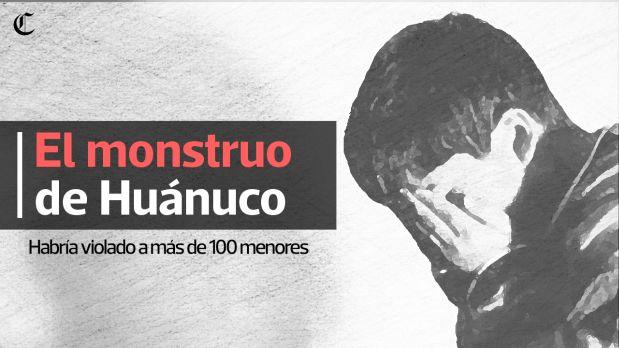 El agente de la PNP Carlos Eduardo Tumes López es conocido ahora como 'el monstruo de Huánuco'. (Video: El Comercio)