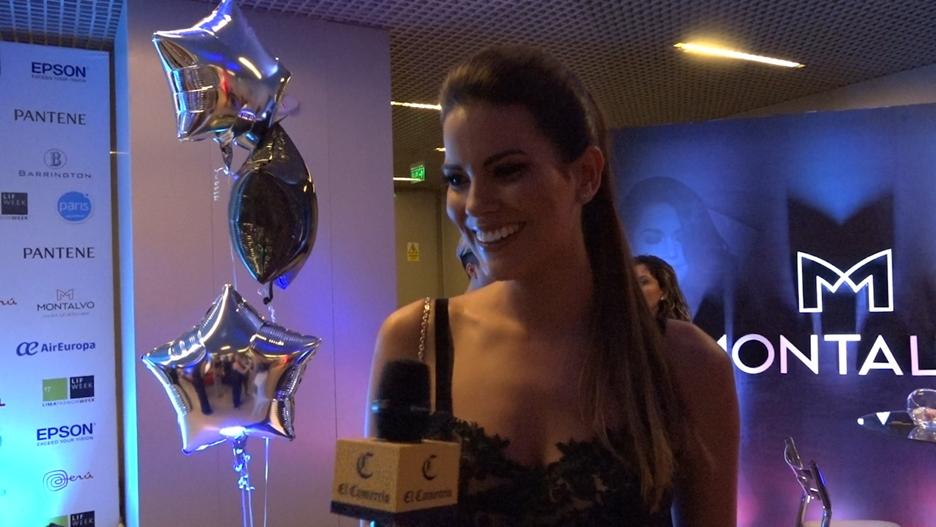 Valeria Piazza recordó así su error en el Miss Universo