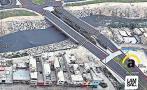 Puente Bella Unión: diseño fue alterado en medio de las obras