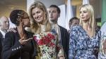 Ivanka Trump, centro de las miradas en cumbre femenina del G20 - Noticias de christine lagarde
