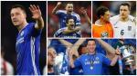 John Terry: el adiós del polémico capitán del Chelsea [VIDEO] - Noticias de cristiano ronaldo