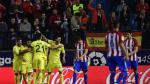 Atlético de Madrid perdió 1-0 ante Villarreal por La Liga - Noticias de barcelona vs athletic bilbao