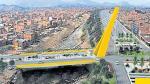 Puente Bella Unión: diseño fue alterado en medio de las obras - Noticias de norma sanchez