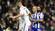 Real Madrid vs. La Coruña: sin Cristiano por la Liga española