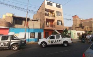 La Dirección Nacional Antidrogas (Dirandro) detectó la existencia de un esquema de abastecimiento de armas a sicarios del narcotráfico. (Andina)