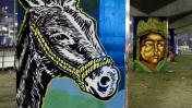 La redención de los murales en el Metro de Lima [FOTOS]