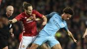 United vs. City: EN VIVO derbi de Manchester en Premier League