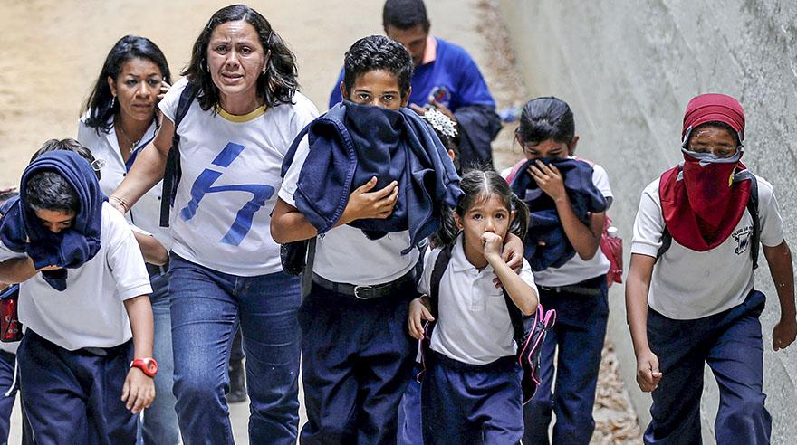 Oposición marcha este jueves tras dos nuevas muertes en protestas — Venezuela