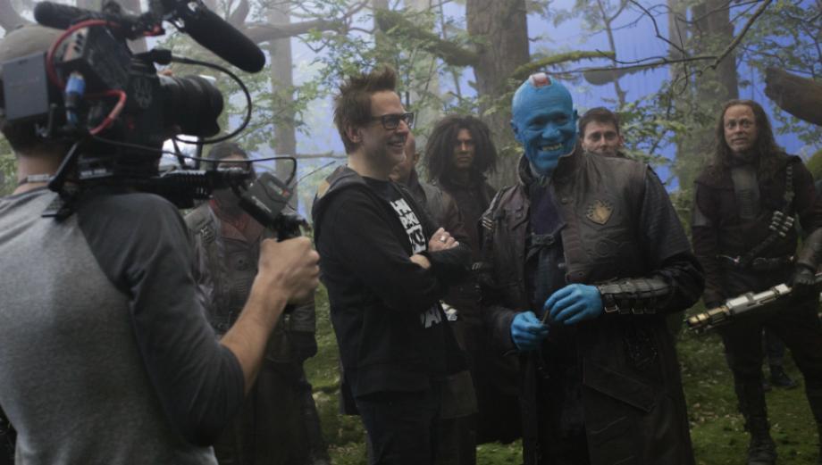 """Mira el detrás de cámaras de """"Guardianes de la Galaxia 2"""""""