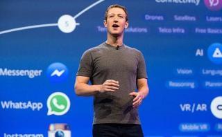 Zuckerberg predice la desaparición del smartphone y la TV