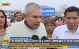 Castañeda habló sobre el cuestionado supervisor de los puentes