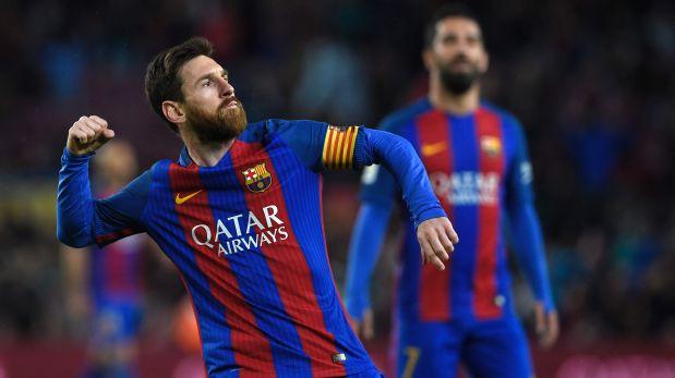 Barcelona humilló 7-1 al Osasuna con dos golazos de Lionel Messi. (Video: ESPN)