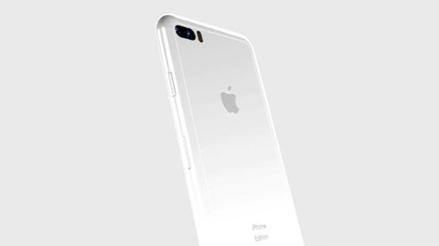 YouTube: ¿así sería el nuevo iPhone 8?