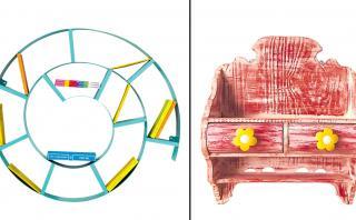 Exhibe tus objetos de la forma más original con estas repisas