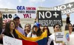 La OEA debate la crisis política en Venezuela [EN VIVO]