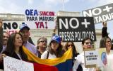 La OEA convoca a reunión de cancilleres por crisis en Venezuela