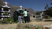 Los humanos alteran la química de la tierra desde la tumba