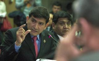 Ex jefe de Dirandro: No hubo directamente una escucha a Humala