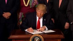 Trump va contra labor de Obama de proteger grandes espacios