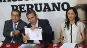 Ollanta Humala niega compra de testigos en caso Madre Mía