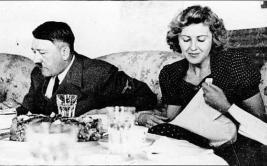 YouTube: las 15 jóvenes catadoras de la comida de Adolfo Hitler