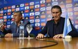 Claudio 'Chiqui' Tapia le respondió con dureza a Edgardo Bauza