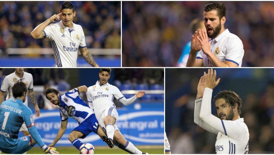 ¿Once suplente? El impresionante valor del Real Madrid