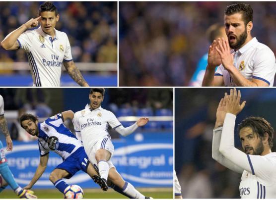 ¿Once suplente? El impresionante valor del Real Madrid alterno