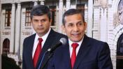 Humala denunciaría a Morán, Hidalgo y García, según Gastañadui