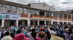 Áncash: movilizaciones en Carhuaz bloquearon principales vías - Noticias de