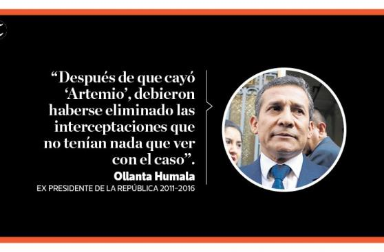 Humala: con estas frases se defiende de acusaciones por audios