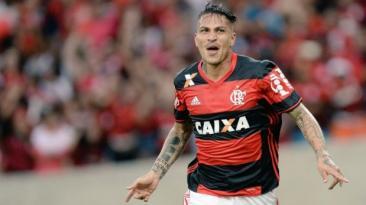 Flamengo vs. Paranaense EN VIVO: equipo de peruanos pierde 1-0