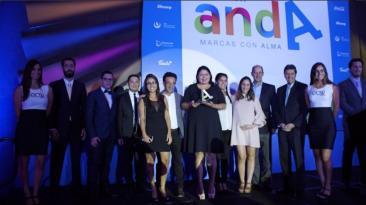 Conoce a los ganadores de los Premios ANDA 2017