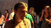 Alondra García Miró se pronunció tras foto con Christian Meier