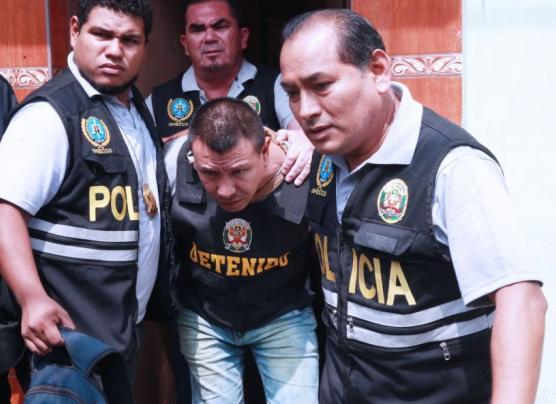Mafia que entrenaba sicarios cobraba US$2.000 por adiestrarlos