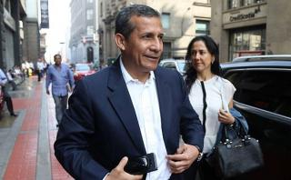 """El ex mandatario relativizó el contenido de los audios y cuestionó su """"procedencia ilegal"""". (Foto: EFE)"""