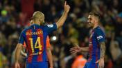 "Mascherano sobre primer gol en Barza: ""Quería esquivar el tema"""